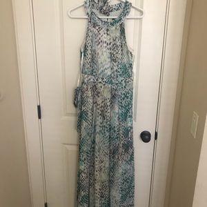 Vince Camuto Dresses - Vince Camuto Colorful Maxi dress